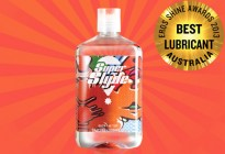 400mL SuperSlyde winning Eros Awards Best Lubricant