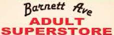 Barnett Avenue Adult Superstore SuperSlyde logo