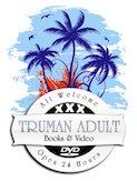Truman Adult Book & Video SuperSlyde logo